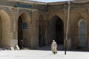 Alte Freitagsmoschee, Shiraz