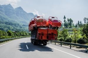 Der zweite LKW würde nur die Transportkosten erhöhen